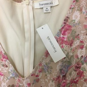 Flower Francesca's dress